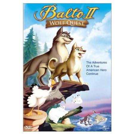 Balto 2-Wolf Quest [DVD]