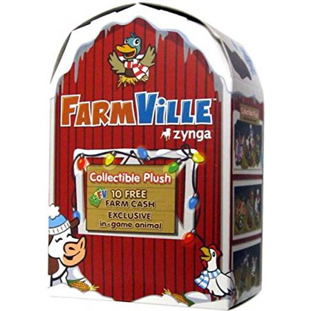 Zynga FarmVille Winter Series Plush Mystery Pack - image 1 de 1