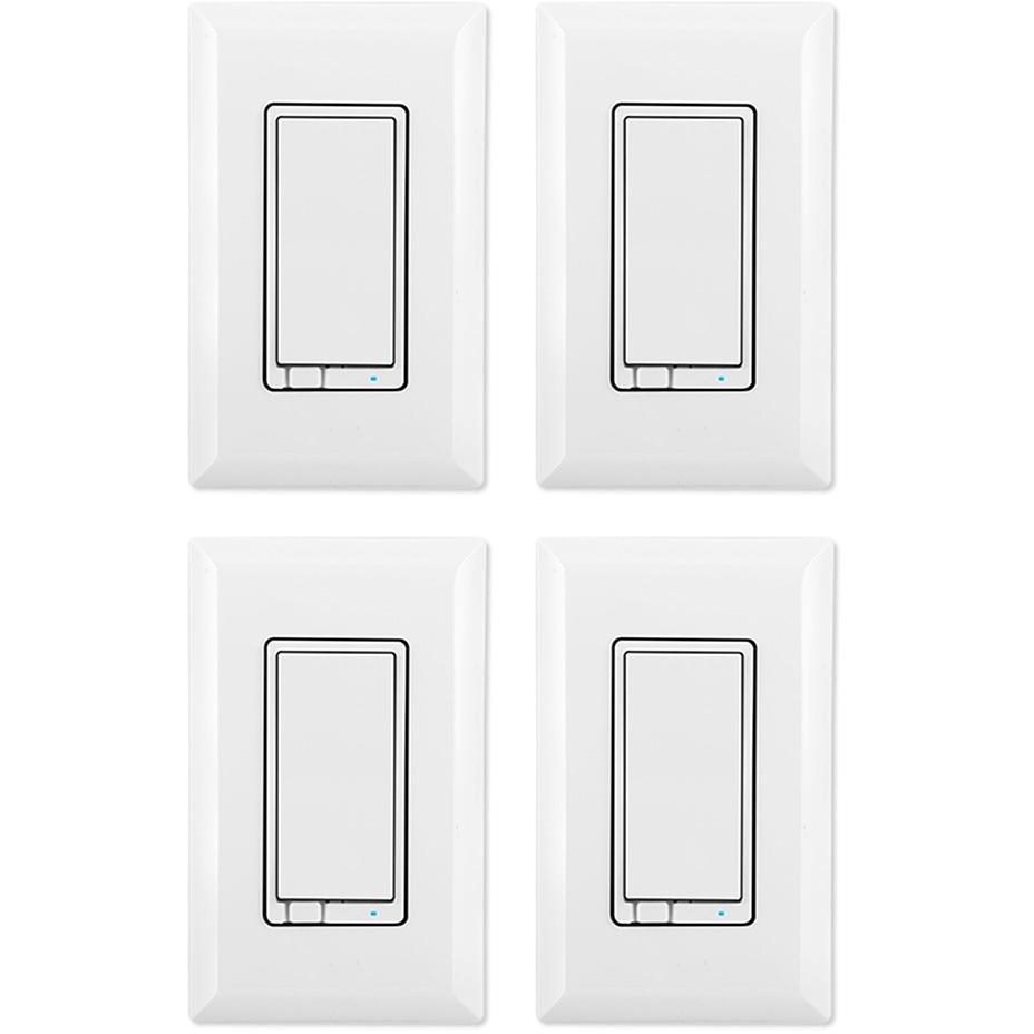 GE Jasco 14321 Latest Dimmer Mulitipack Z-Wave Plus Wall Switch for Fluorescent, CFL, LED... by GE Jasco