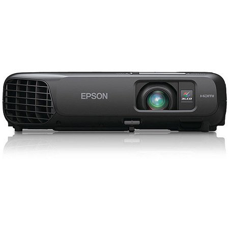 Epson V11h551120 Powerlite 1222 Multimedia Projector  3000 Lumens  1024 X 768 Pixels  1 2X Zoom