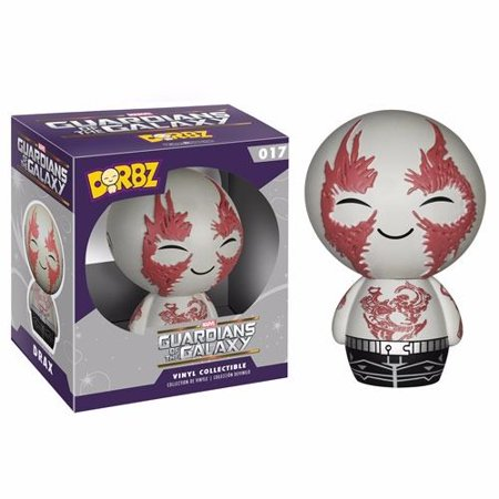 Funko Guardians of the Galaxy Drax Dorbz Vinyl Figure Marvel Comics](Drax The Destroyer)