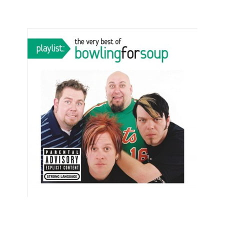 Playlist: The Very Best of Bowling for Soup (CD) (Halloween Song Playlist For Children)