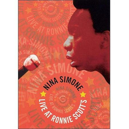 Nina Simone: Live At Ronnie Scott's (Nina Simone The Great Show Live In Paris)