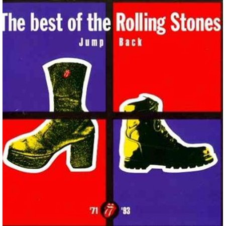 Jump Back: The Best Of The Rolling Stones 1971-1993 (CD) ()