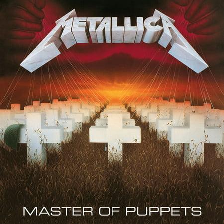 Message Heavy Duty Vinyl - Master Of Puppets (Vinyl)