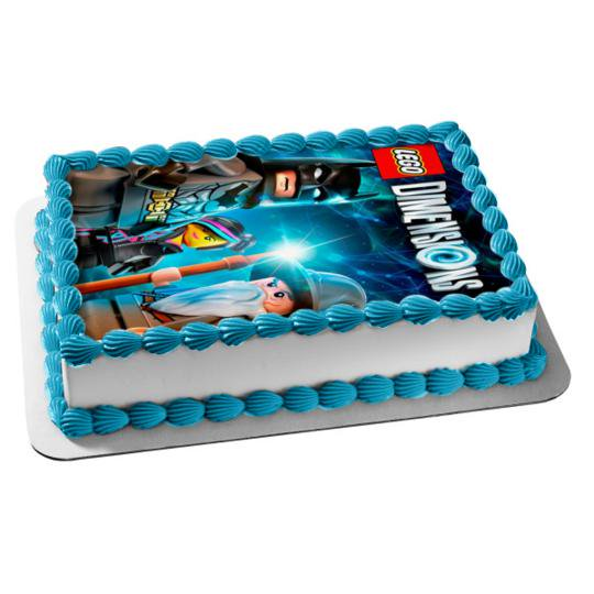Cool Lego Dimensions Video Game Cover Batman Wyldstyle Gandalf The Grey Funny Birthday Cards Online Drosicarndamsfinfo
