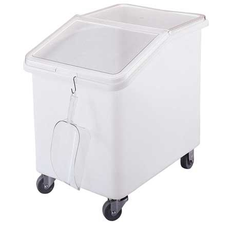 CAMBRO Ingredient Bin,Slant Top,29 1/2 x 21 1/2 EAIBS37148