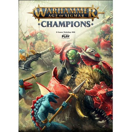 Warhammer Age of Sigmar Grand Alliance Order Champions Trading Card Game Deck ()