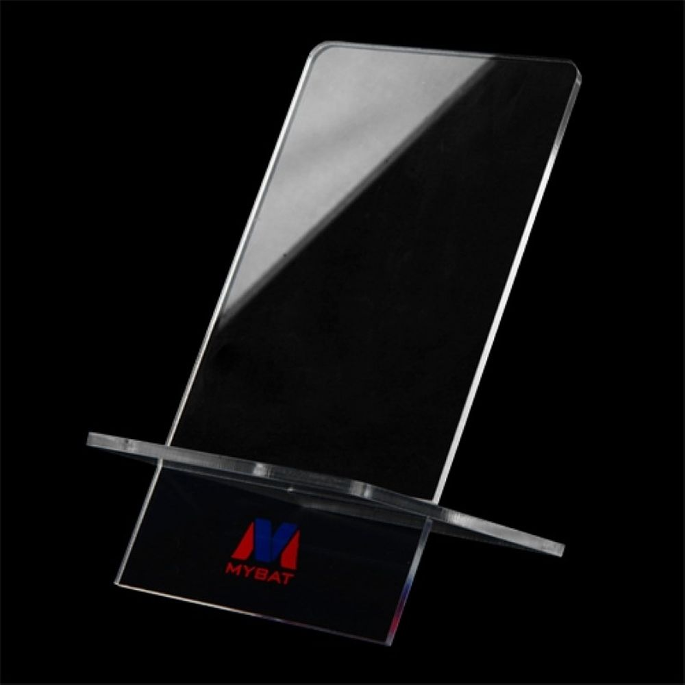 Insten Universal T Clear Phone Stand Holster For Cellphone Phone Accessory