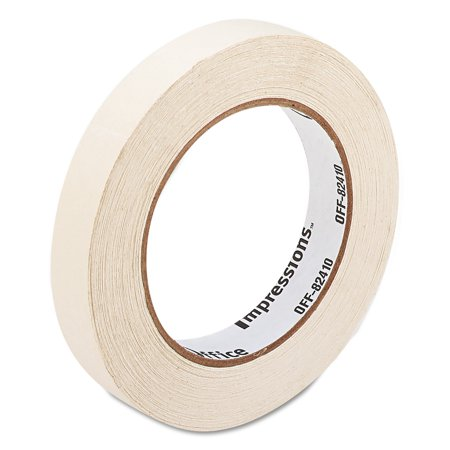 Office Impressions General-Purpose Masking Tape, 3/4