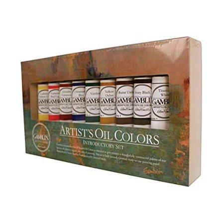Gamblin - Artist's Oil Color Introductory Set](Owl Colors)