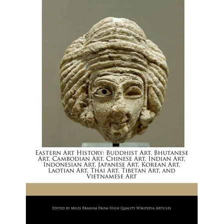 Eastern Art History : Buddhist Art, Bhutanese Art, Cambodian Art, Chinese Art, Indian Art, Indonesian Art, Japanese Art, Korean Art, Laotian Art, Thai Art, Tibetan Art, and Vietnamese Art Please note that the content of this book primarily consists of articles available from Wikipedia or other free sources online. This is an Eastern art history guide. It examines the following periods and cultures of art: Buddhist art, Thangka, Bhutanese art, Cambodian art, visual arts of Cambodia, Khmer sculpture, Chinese art, Chinese painting, Chinese ceramics, Chinese jade, East Asian calligraphy, Indian art, Indian painting, Rangoli, Indonesian art, Japanese art, Japanese painting, Ukiyo-e, Japanese sculpture, Ryukyuan lacquerware, Korean art, Korean painting, Laotian art, Lao ceramics, Lao Buddhist sculpture, Lao music, Thai art, Tibetan art, Sand mandala, and Vietnamese art. The history of Eastern art includes a vast range of influences from various cultures and religions. Developments in Eastern art historically parallel those in Western art, in general a few centuries earlier. African art, Islamic art, Indian art, Korean Art, Chinese art, and Japanese art each had significant influence on Western art, and, vice-versa. Project Webster represents a new publishing paradigm, allowing disparate content sources to be curated into cohesive, relevant, and informative books. To date, this content has been curated from Wikipedia articles and images under Creative Commons licensing, although as Project Webster continues to increase in scope and dimension, more licensed and public domain content is being added. We believe books such as this represent a new and exciting lexicon in the sharing of human knowledge.