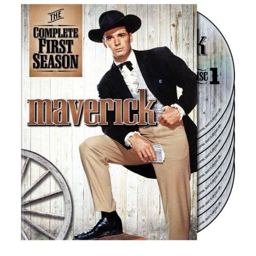 Maverick: The Complete First Season (Full Frame)