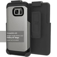 Belt Clip Holster for Spigen Tough Armor - Galaxy S7 Edge [case is not included] (By Encased)