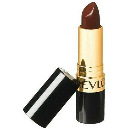Revlon Super Lustrous Creme Silky Smooth Lipstick #477 Black Cherry 0.15 Oz/4.2g (Revlon Smooth Lock)