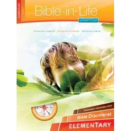 Bible-In-Life/Reformation Press Fall 2019: Elementary Bible Discoveries (Student Book)