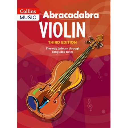 Abracadabra Violin (Pupil's Book) : The Way to Learn Through Songs and - Abracadabra Halloween Song