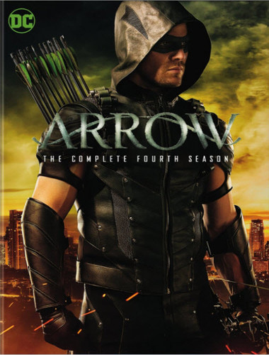 Arrow: The Complete Fourth Season (DC) by