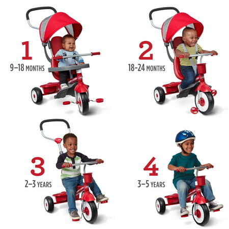 Best Radio Flyer 4-in-1 Stroll N Trike deal