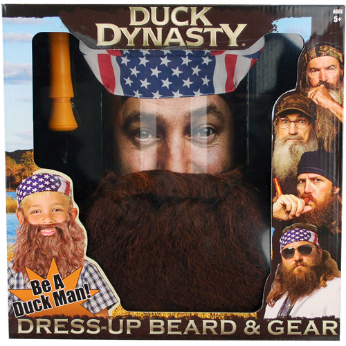 Duck Dynasty Willie Role Play Set