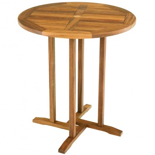 Hatteras Hammocks Hatteras Outdoors Cumaru High Dining Table