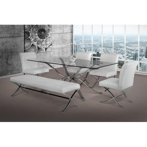 VIG Furniture Modrest Adderley Dining Table