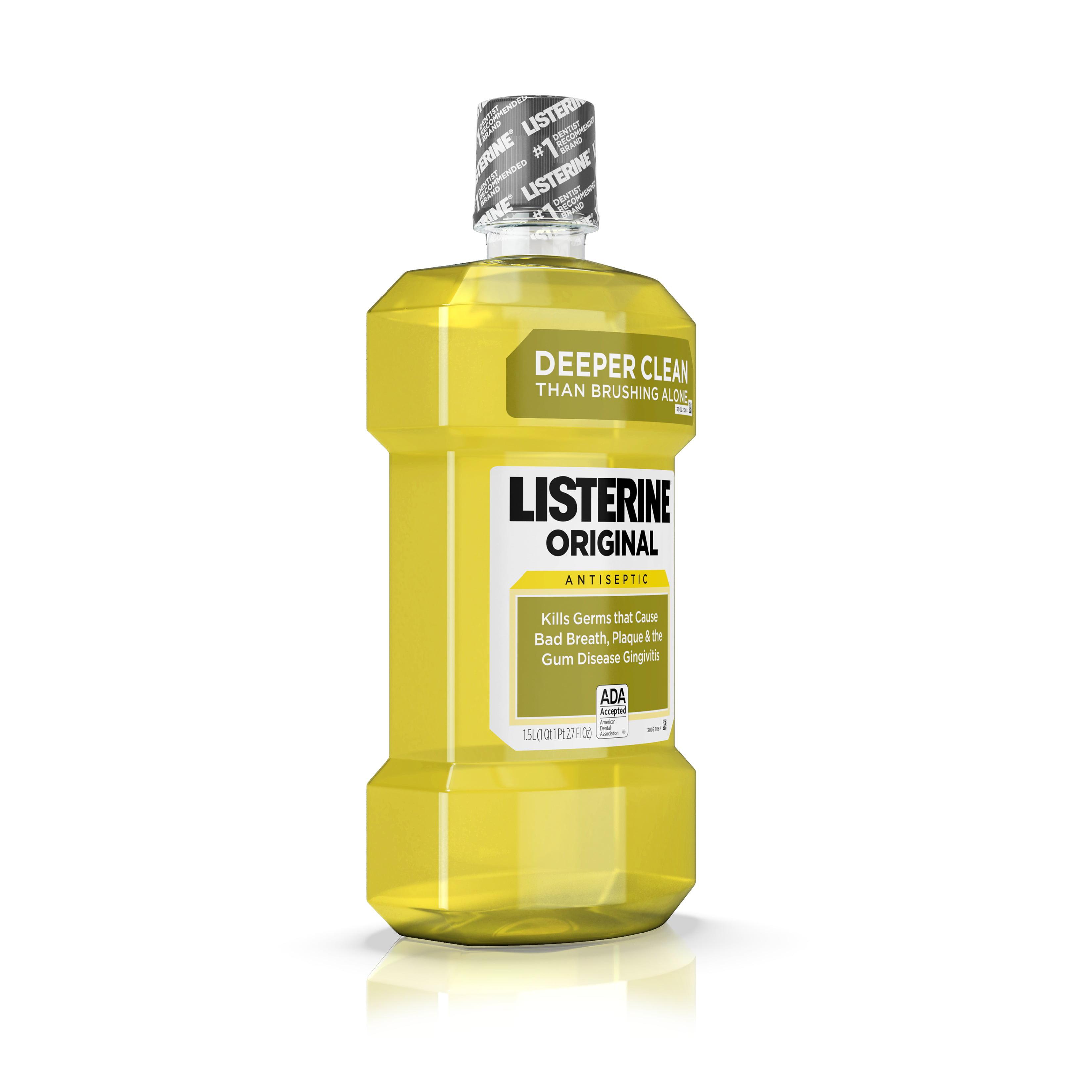 Listerine ORIGINAL - 1.5L