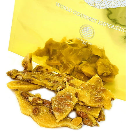 Old Dominion Original Crispy Peanut Brittle, old-fashioned candy - 2Lb