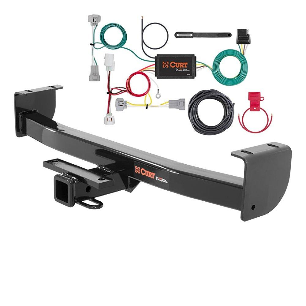 Toyota Tacoma Trailer Hitch Wiring 2018 Curt Diagram Class 3 Bundle With For 2016 2017