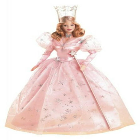 wizard of oz: glinda, the good witch barbie doll for $<!---->