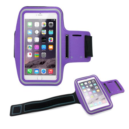 Premium Running Jogging Sports Workout Gym Armband Sportband Pouch Case Cover Holder for iPhone 7 Plus - Bartender Armband