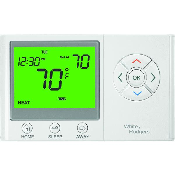 White Rodgers Universal Digital Thermostat
