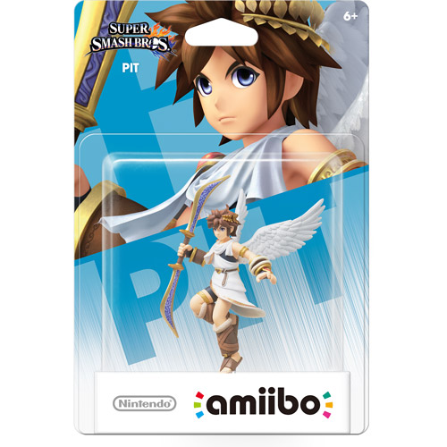 Pit Super Smash Bros Series Amiibo (Nintendo Wii U or 3DS)