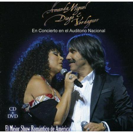 El Mejor Show Romantico De America: Amanda Miguel & Diego Verdaguer - El Mejor Disfraz De Halloween