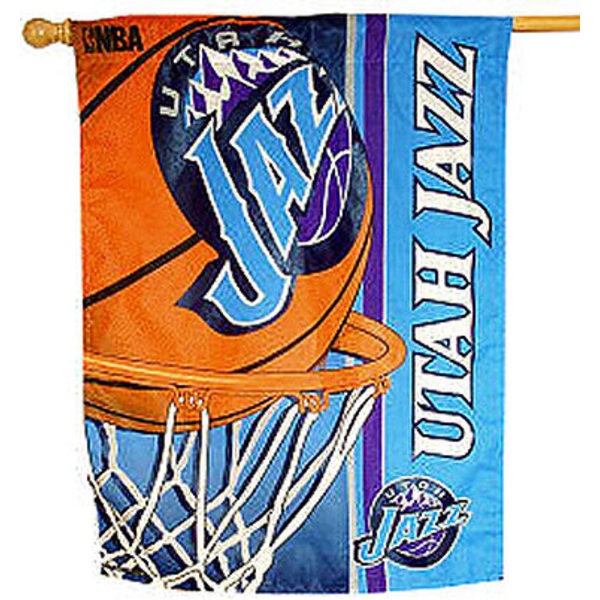 Wincraft, Inc. Utah Jazz Flag