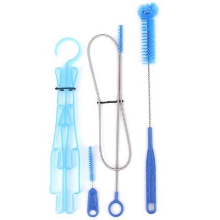 1X Water Hydration Bladder Tube Cleaner Brushes Tube Cleaning Kit Camelbak Brush Set