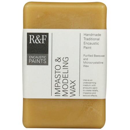 Hand Painted Onesies - R&F Handmade Paints Impasto & Modeling Wax, 333 ml