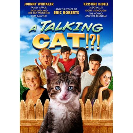 A Talking Cat!?! (DVD) - Talking Cat Halloween Movie