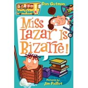 My Weird School: My Weird School #9: Miss Lazar Is Bizarre! (Paperback)