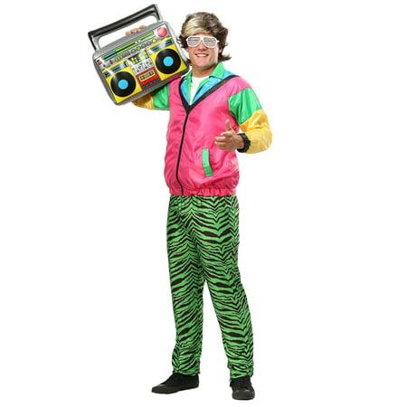 80s Jock Plus Size Costume for - Halloween Jocks