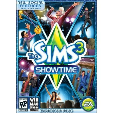 Sims 3  Showtime  Pc  Mac