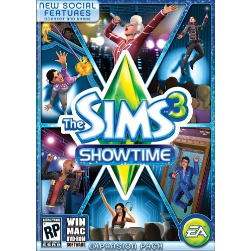 Sims 3: Showtime (PC/ Mac)