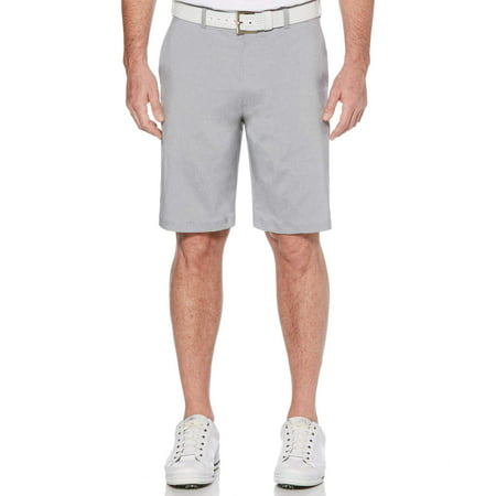 Big Men's Performance Textured Active Flex Waistband Golf -