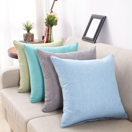 Outgeek Decorative Throw Pillow Cover Sofa Pillow Covers Cushion Case Protector for Living Room Bedroom Home , 20