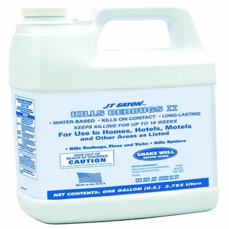 JT Eaton 207-W1GP Water Based Bedbug Spray with Sprayer A...