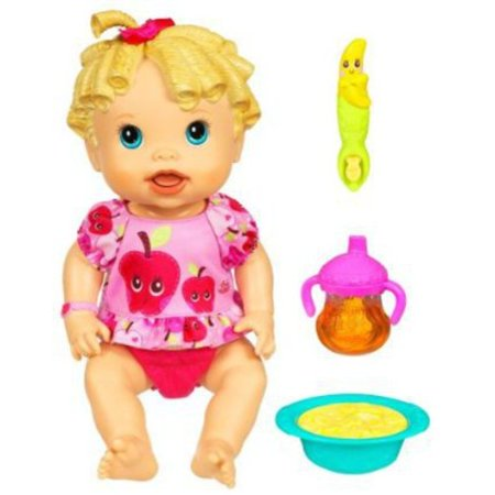 Baby Alive Baby All Gone Doll, Caucasian