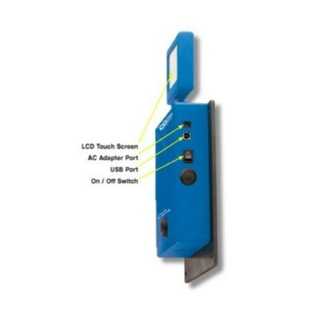 Cdi Torque 501 I Dtt 1 4   Digital Torque Tester 5 50In Lb   56 5 65Nm