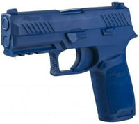 Blueguns Training Gun, Sig P320 Carry, Blue,