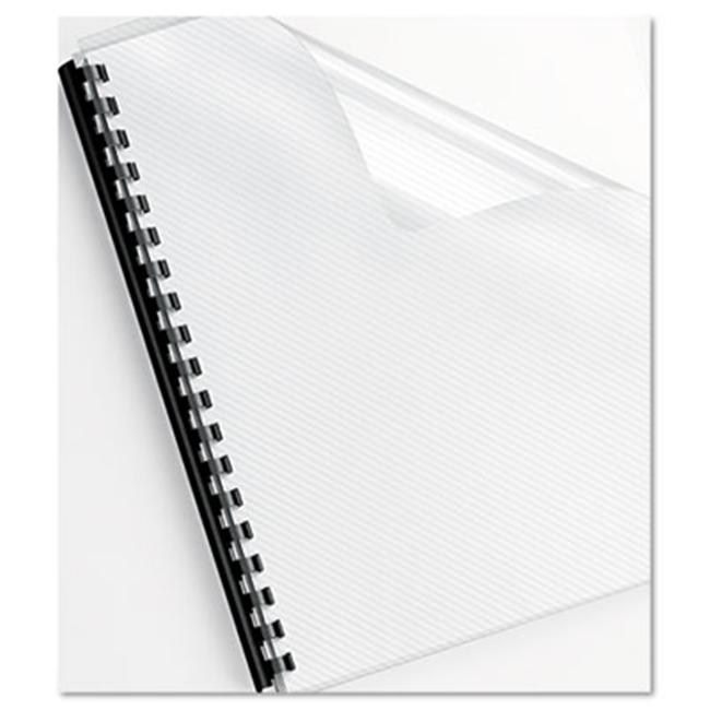 Futura Presentation Binding System Covers 8 3 4 x 11 1 4 Frost 25 per Pack by Tangletown Fine Art