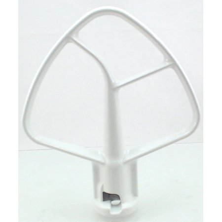 stand mixer 4 5 qt flat coated beater for kitchenaid k45b ps987906